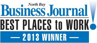 VinoPRO named 2013 North Bay Business Journal's Best Places to Work