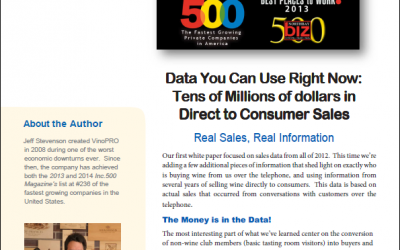 VinoPRO DTC White Paper 2014
