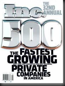 VinoPRO Named to Coveted INC Magazine List for Second Year Running