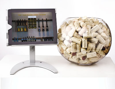 VinoPRO Announces New Kiosk Solution for Tasting Rooms